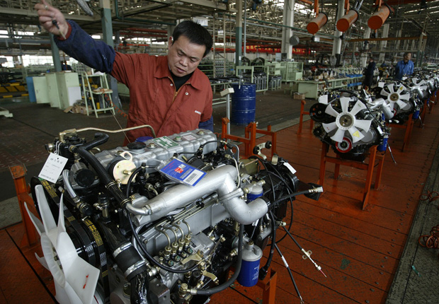 chinese manufacturing industry Beijing (reuters) - growth in china's manufacturing sector picked up  tech  products, the fastest-growing segment of china's industrial sector.