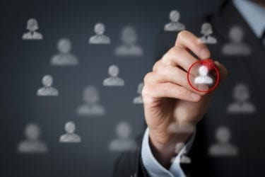 Marketing segmentation and targeting, personalization, individual customer care (service), customer relationship management (CRM) and leader concepts.